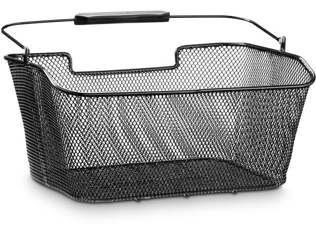 Cube ACID 25X Universal Kurv t. bagagebærer, black